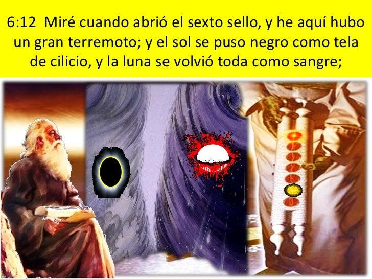 EL INTERVALOLA GRAN MULTITUD Y LOS 144000        Apocalipsis capitulo 7