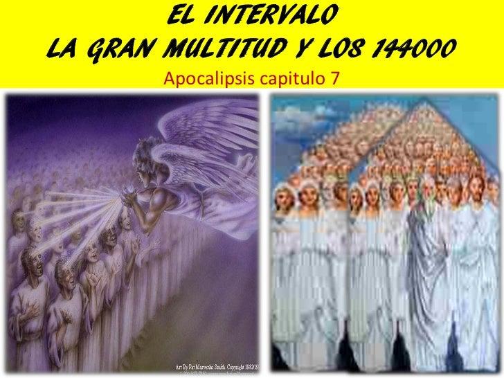 7:9 Después de esto miré, y he aquí una gran     multitud, la cual nadie podía contar, de todas  naciones y tribus y puebl...