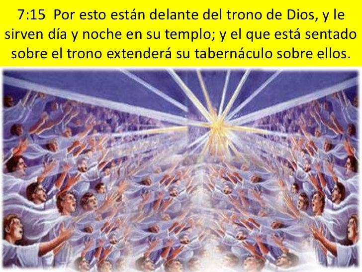 • PROXIMA CLASE: LOS JUICIOS DE LAS 7 TROMPETAS Apocalipsis capítulos: 8:6 – 11:19
