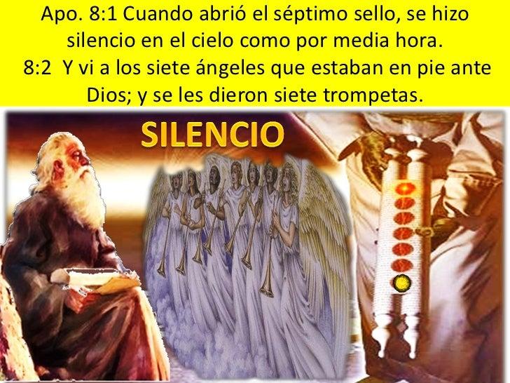 Apocalipsis 6 al 8:5