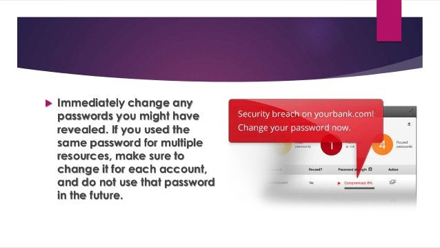  Watch for other signs of identity theft