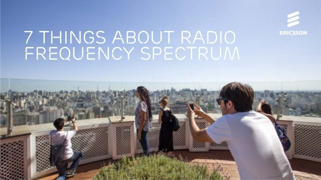 7 things about radio frequency spectrum