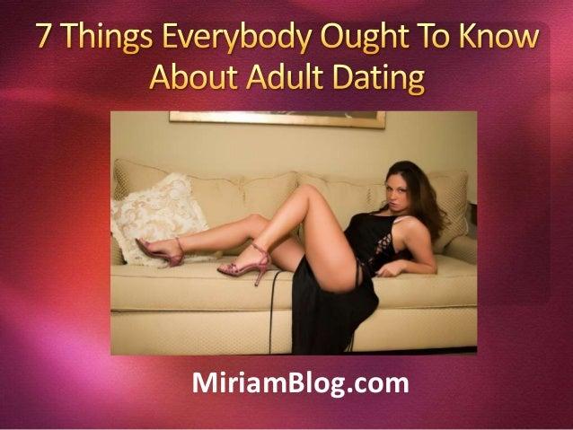MiriamBlog.com