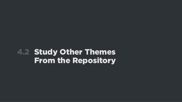 5.4 Theme Unit Test codex.wordpress.org/Theme_Unit_Test
