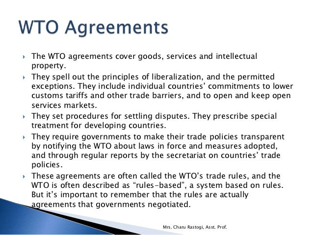 Bilateral Trade And Multilateral Trade Agreements Term Paper Writing