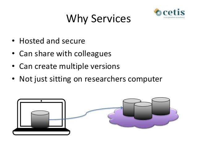 ORDS, research data network Slide 3