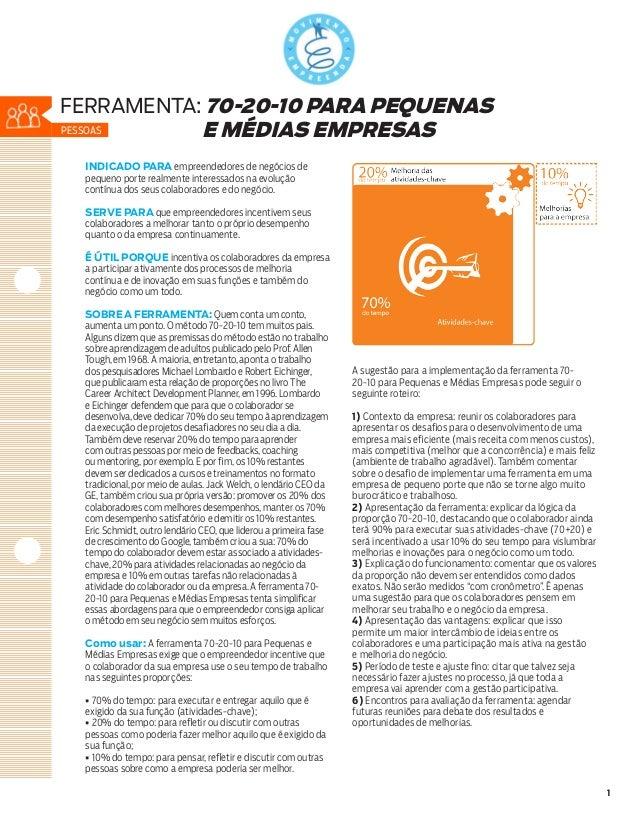 1 INDICADO PARA empreendedores de negócios de pequeno porte realmente interessados na evolução contínua dos seus colaborad...