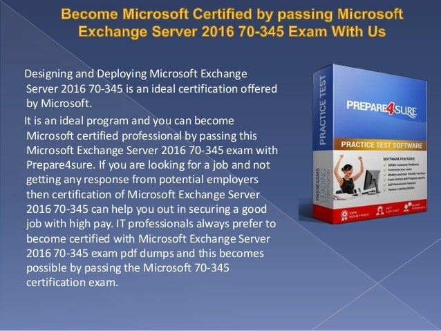 Exchange 2016 Installation Step by Step for anyone