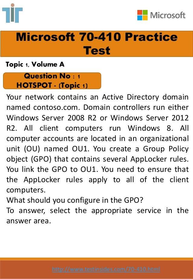 70 236 Lab manual answers