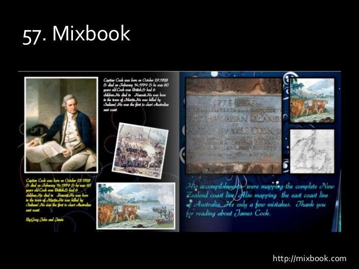 57. Mixbook<br />http://mixbook.com<br />