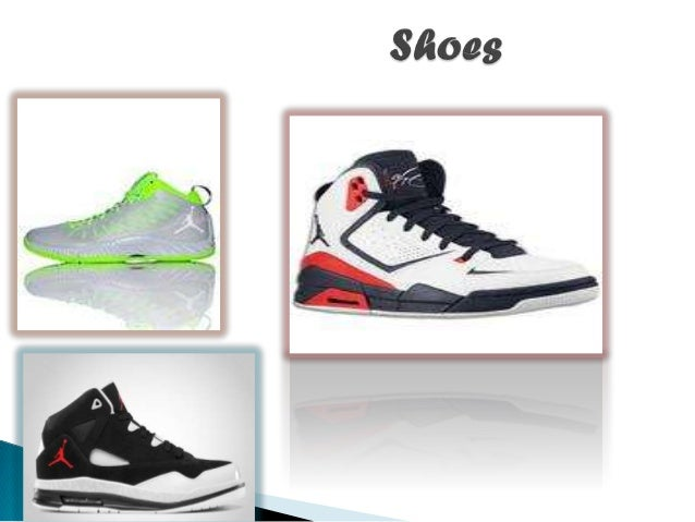    Well nearly about 2,785,653,299 Jordan's are    sold every year…