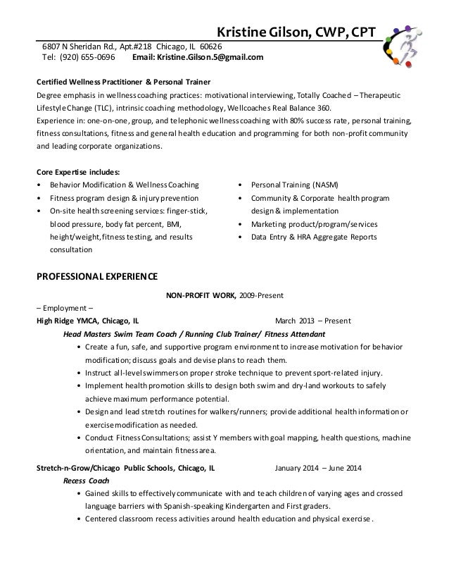 Beautiful Lifestyle Coach Resume Ideas - Best Resume Examples and ...