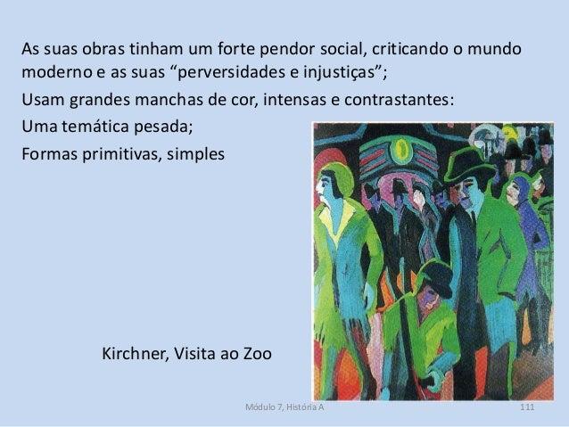 """As suas obras tinham um forte pendor social, criticando o mundo moderno e as suas """"perversidades e injustiças""""; Usam grand..."""