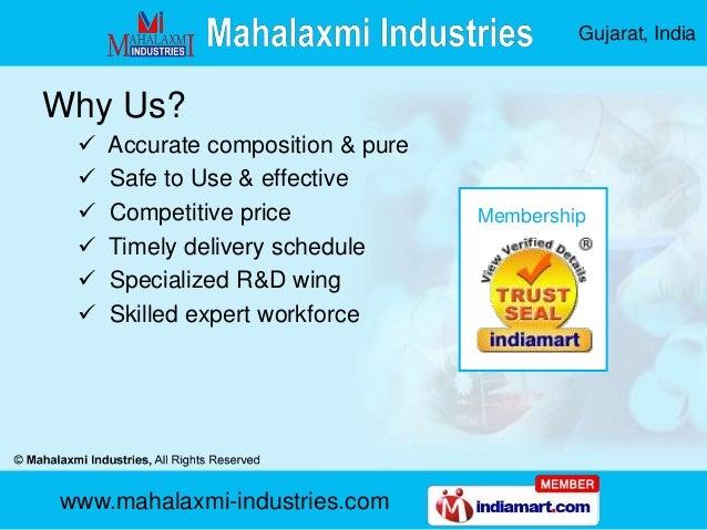 Monochloroacetic Acid by Mahalaxmi Industries Ahmedabad Slide 3