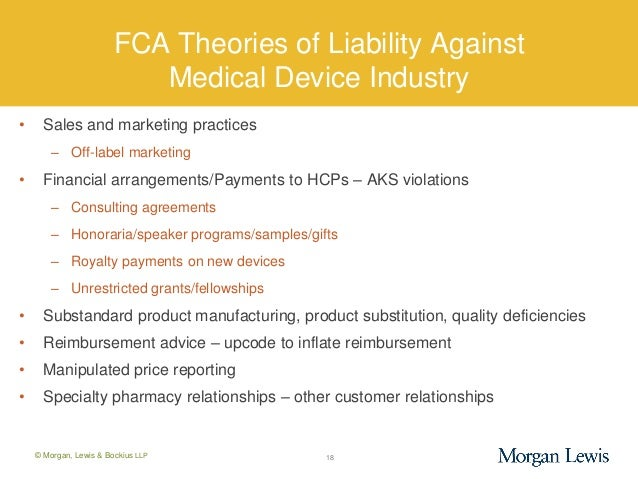 Medical Device Industry Government Investigations
