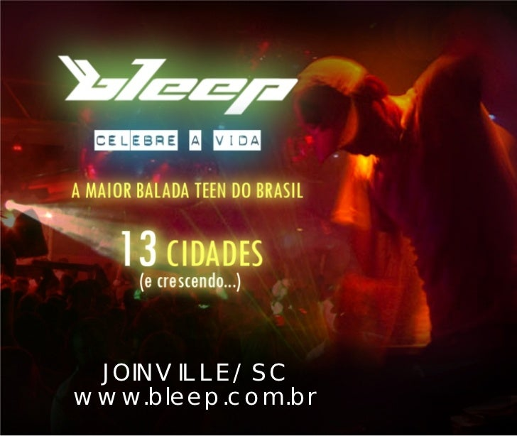 JOINVILLE/SCwww.bleep.com.br