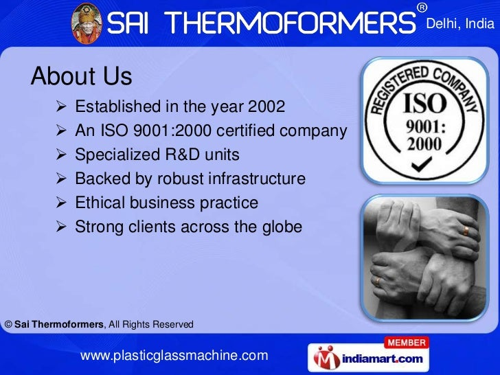 About Us<br /><ul><li>Established in the year 2002
