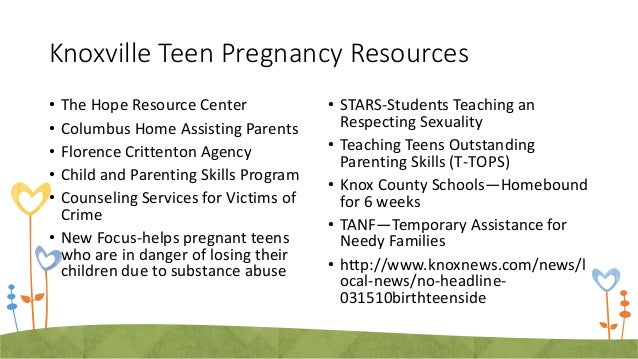 Economics of Teen Pregnancy for America • Many teenage mothers use welfare and other public aid • Because of their lack of...