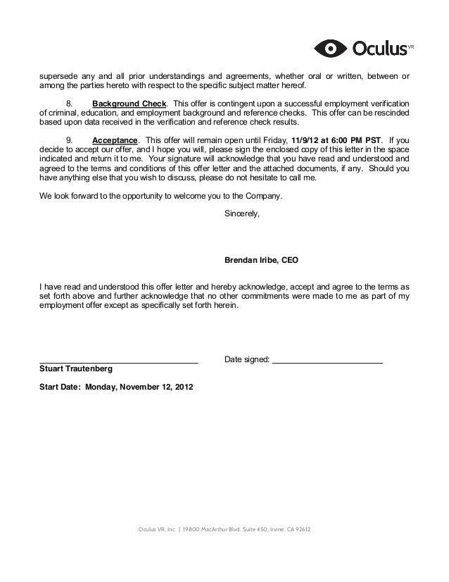 Oculus Offer Letter Stuart Trautenberg 1 copy