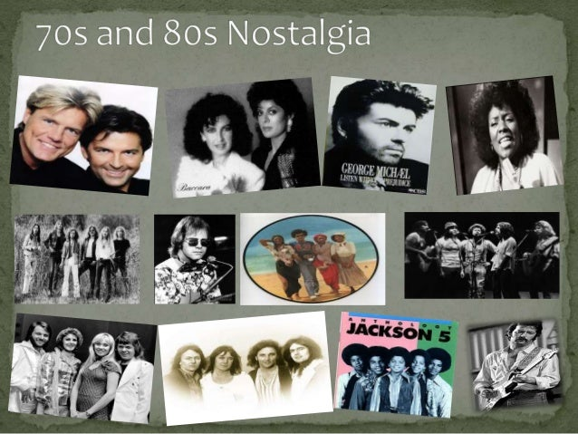 70s and 80s nostalgia english song contest ppt
