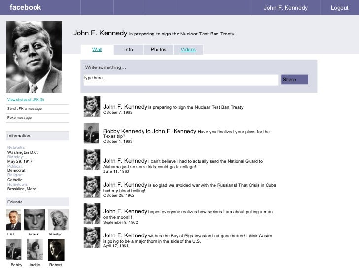 facebook John F. Kennedy  is preparing to sign the Nuclear Test Ban Treaty John F. Kennedy Logout View photos of JFK (5) S...