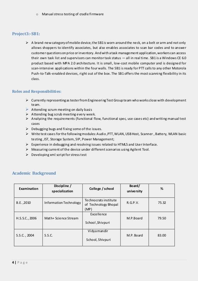 manual testing real time scenarios