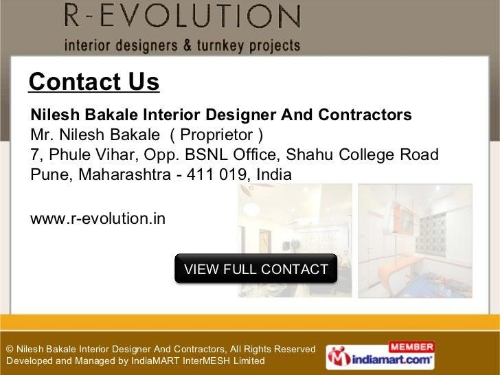 Lovely ... 10. Nilesh Bakale Interior Designer And Contractors ...