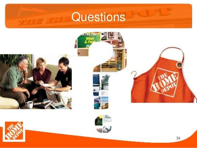 Home Depot Presentation-Anita ppt final