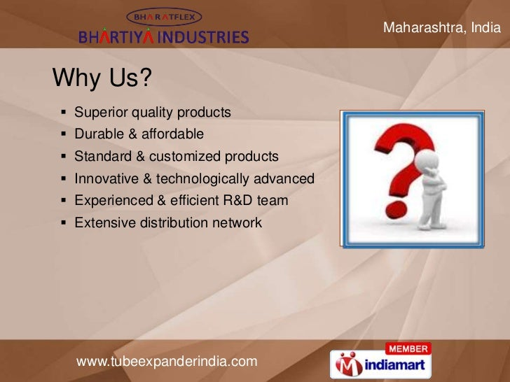 Maharashtra, IndiaWhy Us? Superior quality products Durable & affordable Standard & customized products Innovative & t...