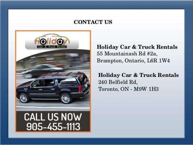 Toro Car Rental Toronto