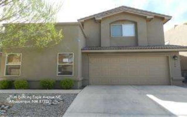 7136 Dancing Eagle Avenue NE Albuquerque, NM 87113