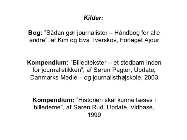 sådan gør journalister håndbog for alle andre