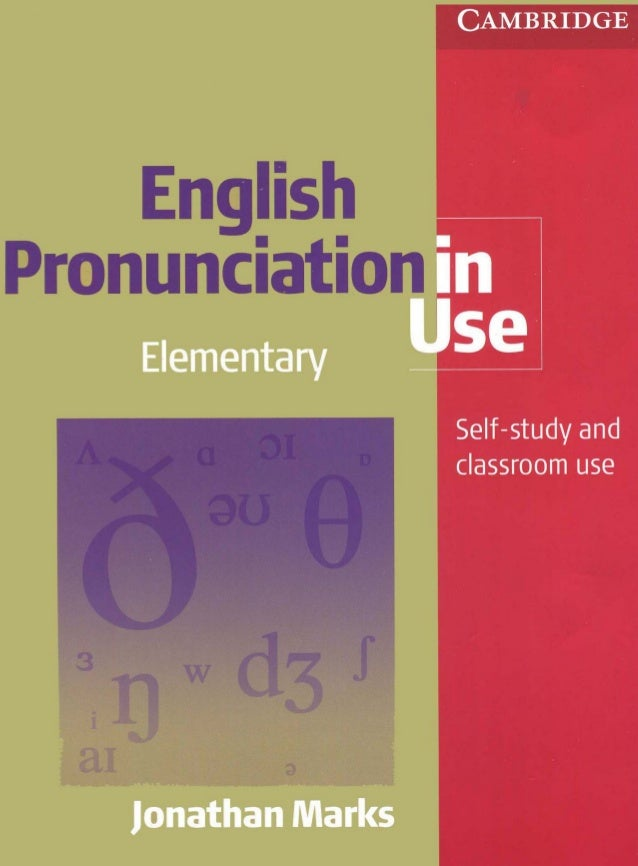 English Pronunciation in Use (Intermediate Edition)