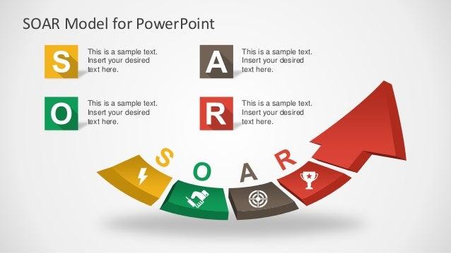 SlideModel - SOAR Model PowerPoint Template