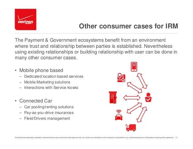 Relationship marketing of Verizon Wireless Cell Phones Essay Sample