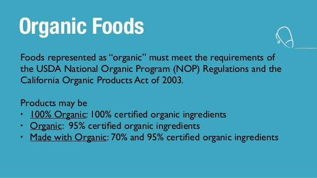 Food Labeling For Food Business