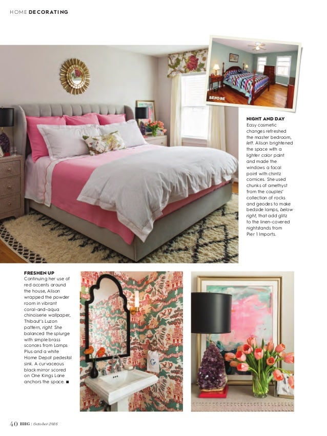 Alison Giese Interiors - Better Homes & Gardens feature ... on better homes gardens room additions, seventeen bedroom decorating, real life bedroom decorating, martha stewart bedroom decorating, country home bedroom decorating, better homes and gardens entryway decorating, bedroom colors home and garden decorating,