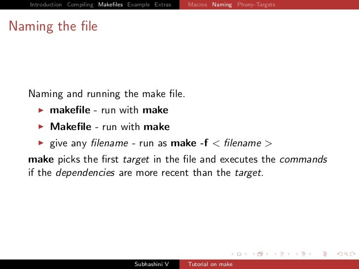 Makefile Template. documentation can doxygen be used to document ...