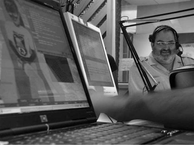 Imágenes - Jorge Lanata - Desarrollo de la primer transmisión inmersiva de Radio en LATAM - Leonardo Penotti