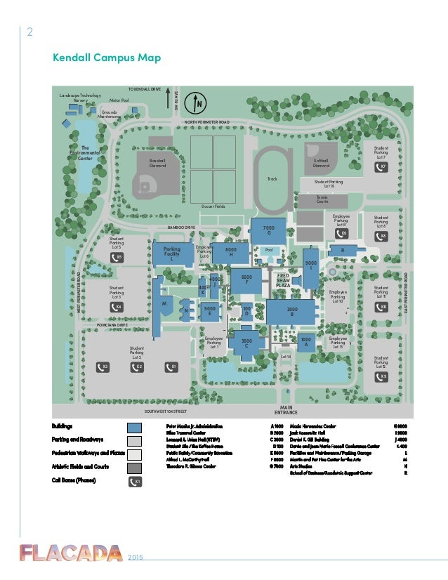 miami dade community college kendall campus map Flacada Booklet5 miami dade community college kendall campus map