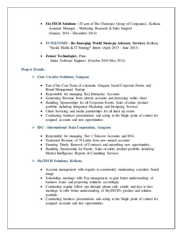 Resume _ Adhya Chakraborty