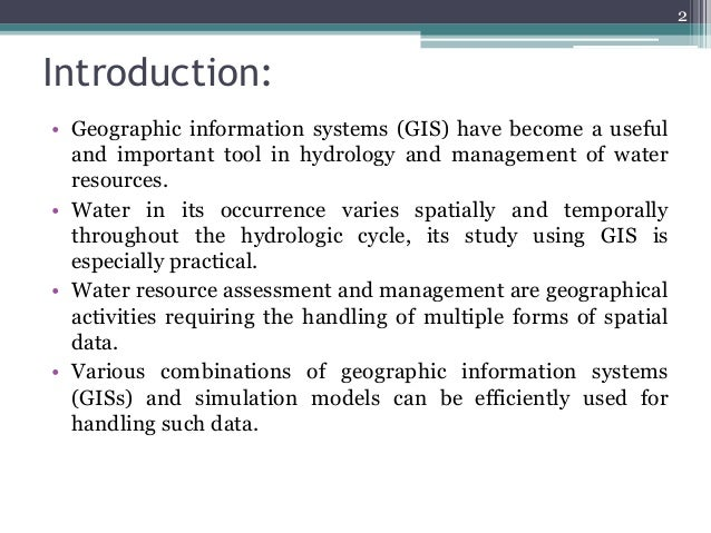 applications of geographic information system essay The focus of this research project is to investigate the benefits and constraints for the application of a geographic information system (gis) within a community based project specifically the research considers a reframing of ppgis to help better guide the processes, resources and characteristics required to implement a community based.