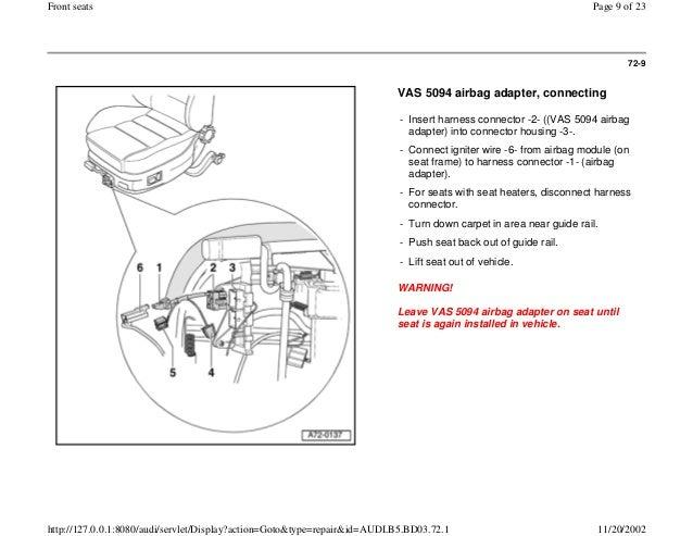 AUDI A4 B5 1.8L 1996 BADY INTERIOR 72 1 front seats  Audi A Airbag Wiring Diagram on 2003 audi a4 wiring diagram, 1998 audi a4 wiring diagram, 2004 audi a4 wiring diagram, 2001 audi a4 wiring diagram, 2000 audi a4 radio harness, 2005 saturn vue wiring diagram, 2000 audi a4 clutch fluid, 2004 saab 9-3 wiring diagram, 2000 audi a4 coolant temp sensor, 2000 audi a4 engine diagrams, 1999 audi a4 wiring diagram, 2000 audi a4 fuel injection diagram, 2010 audi a5 wiring diagram, 2006 audi a4 wiring diagram, 2008 audi a4 wiring diagram, 2002 audi a4 wiring diagram,