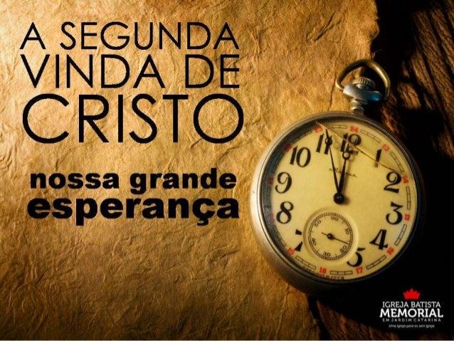 """""""Escutem! – diz Jesus – Eu venho logo! Felizes os que obedecem às palavras proféticas deste livro! [...] Escutem! – diz Je..."""