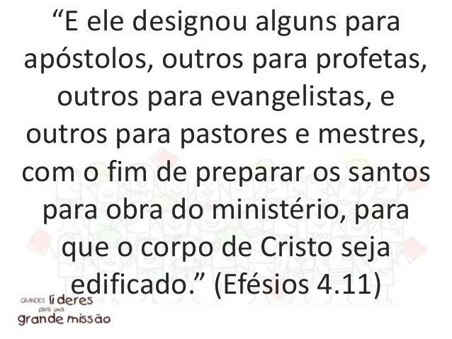 """""""Há diferentes tipos de dons, mas o Espírito é o mesmo. Há diferentes tipos de ministérios, mas o Senhor é o mesmo. Há dif..."""