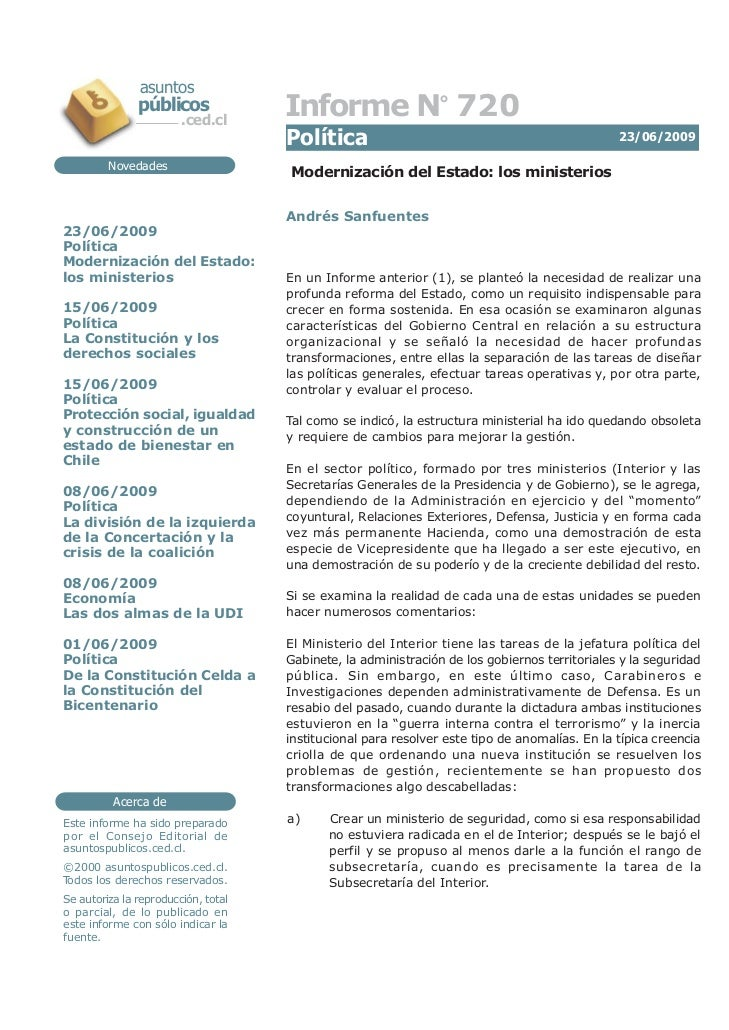 asuntos                públicos                         .ced.cl                                      Informe N° 720       ...