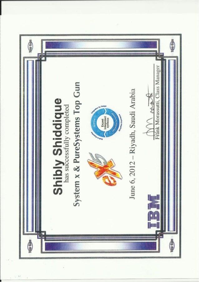 Ibm System X Pure Systemtop Gun Ex5 Certification