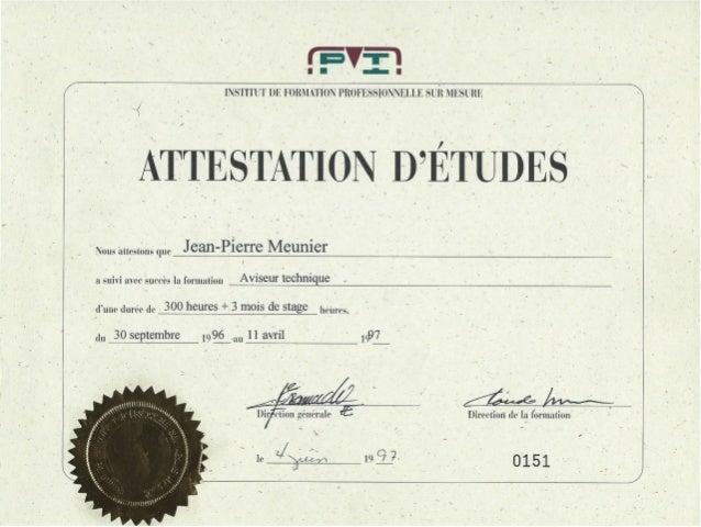 1997 Ctre Formation MPI 1