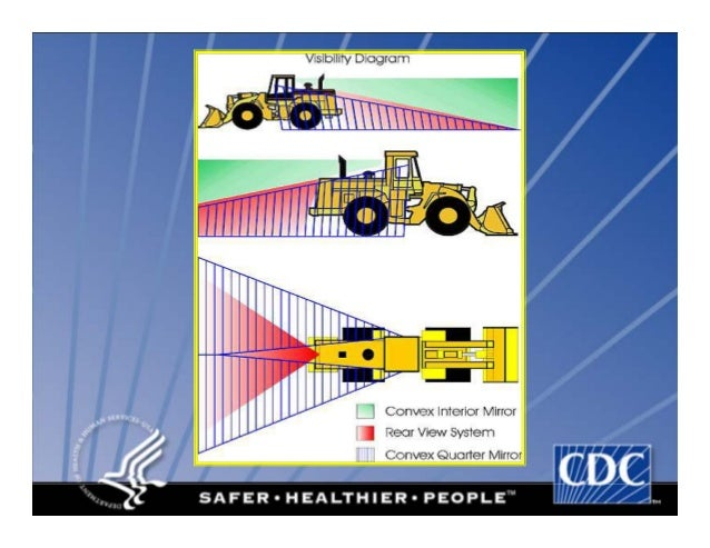 Niosh Heavy Equipment Blind Spots And Internal Traffic Control