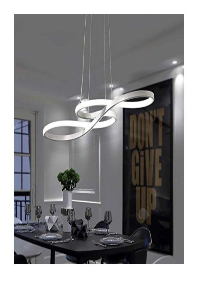 LED Deckenleuchte Wohnzimmer Pendel Leuchte Küchen Esszimmer